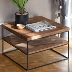Baker Furniture Soho Lamp Table