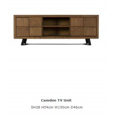 Baker Furniture Soho Camden TV Unit