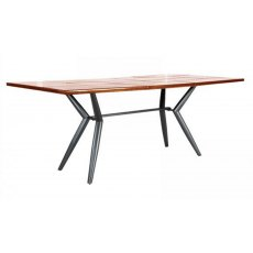 Carlton Furniture Aviator Lars Retro Table