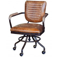 Carlton Furniture Additions Mustang Desk Chair