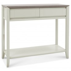 Bentley Designs Bergen Console Table With Drawer