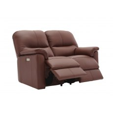 G Plan Chadwick 2 Seater Double Powered Reclining Sofa With USB