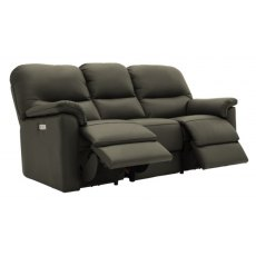 G Plan Chadwick 3 Seater One Side Powered Reclining Sofa With USB