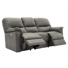 G Plan Chadwick 3 Seater Double Powered Reclining Sofa With USB