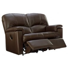 G Plan Chloe 2 Seater Double Powered Reclining Sofa