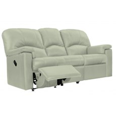 G Plan Chloe 3 Seater One Side Manual Reclining Sofa