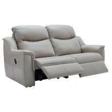G Plan Firth 3 Seater Double Powered Reclining Sofa