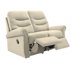 G Plan Holmes 2 Seater One Side Powered Reclining Sofa