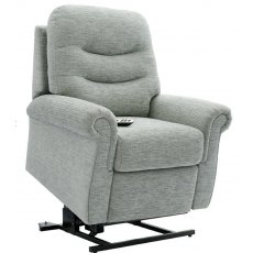 G Plan Holmes Dual Motor Rise & Recliner Chair Vat Zero Rated