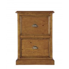 Bakers Furniture Lifestyle 2 Drawer Filing Cabinet