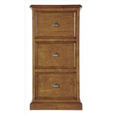 Bakers Furniture Lifestyle 3 Drawer Filing Cabinet
