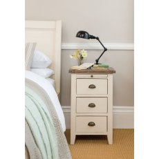 Baker Furniture Cotswold Bedroom 3 Drawer Bedside Chest