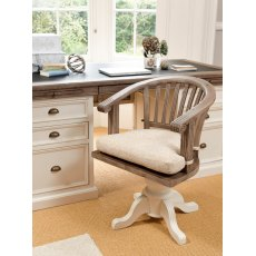 Bakers Furniture Cotswold Home Office Large Desk