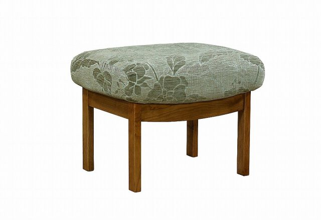Cintique Cintique Vermont Stool Fabric