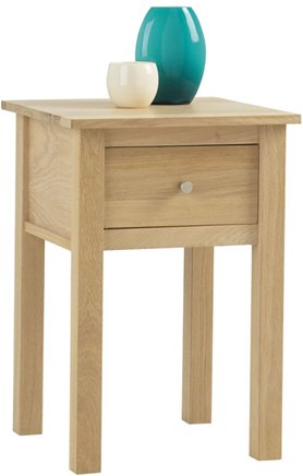 Corndell Corndell Nimbus Lamp Table with Drawer