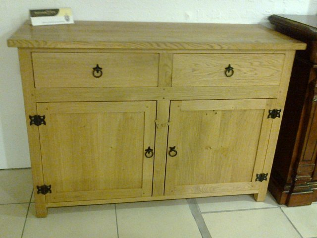 Taylor Cuckfield 2 Drawer 2 Door Sideboard
