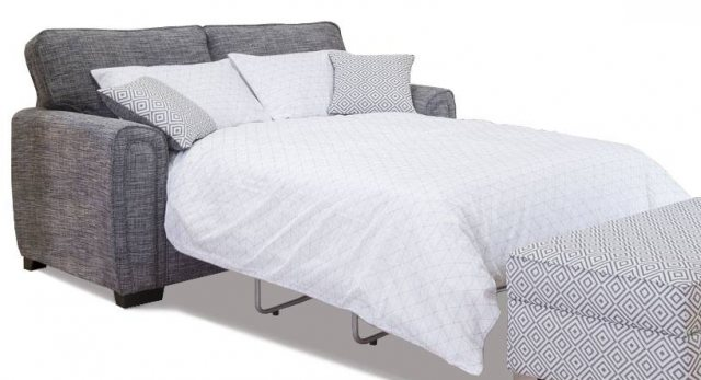 Alstons Alstons Memphis 3 Seater Standard Sofa Bed