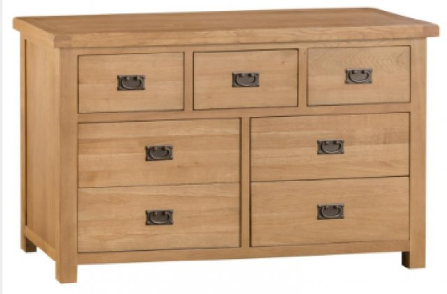 Hafren Collection Hafren Collection KCO: Bedroom 3 Over 4 Chest