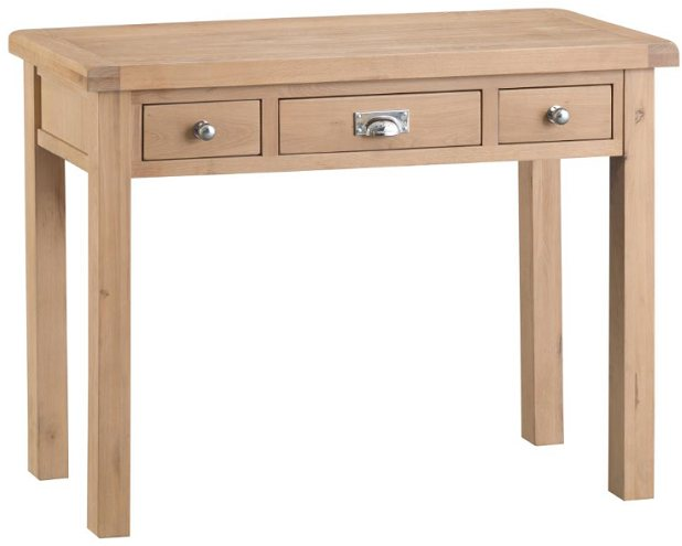 Hafren Collection Hafren Collection KLO: Bedroom 3 Drawer Dressing Table