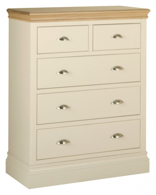 Devonshire Living Devonshire Living: Lundy Painted 3 + 2 Chest
