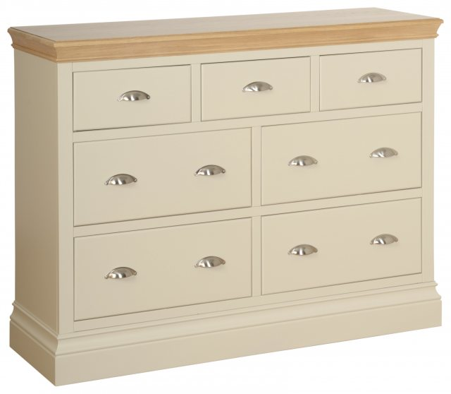 Devonshire Living Devonshire Living: Lundy Painted 3 Over 4 Jumper Chest