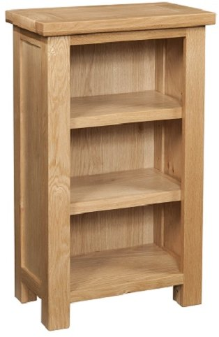 Devonshire Living Devonshire Living: Dorset Oak: Small Bookcase