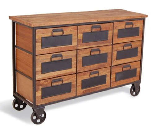 Bluebone Bluebone Re-Engineered 9 Drawer Apothecary Chest