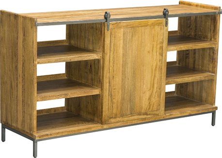 Bluebone Bluebone Re-Engineered Sideboard With Sliding Door