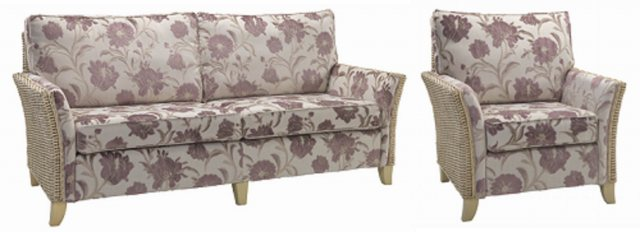 Desser Desser Arlington 3pc Suite (Std Sofa & 2 Chairs)