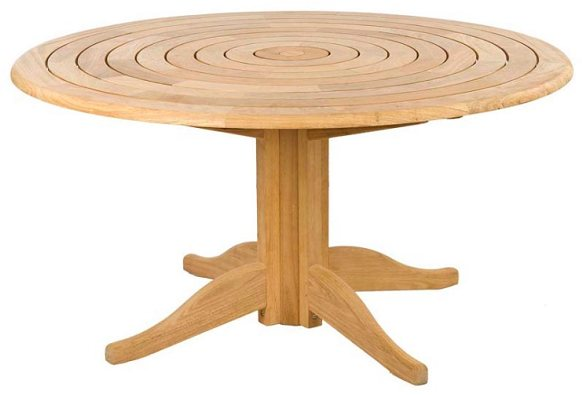 Alexander Rose Alexander Rose Roble Bengal Pedestel Table (2 Sizes)