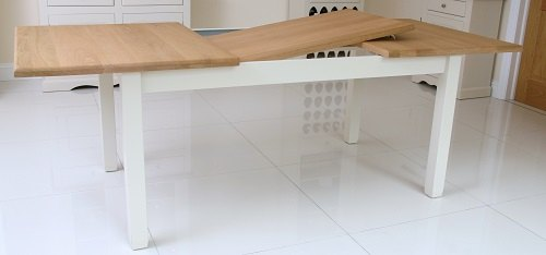 Andrena Andrena Barley Extending Dining Table