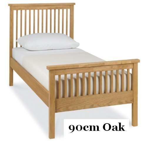 Bentley Designs Bentley Designs Atlanta High Footend Bedstead