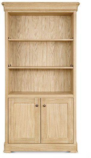 Clemence Richard Clemence Richard Moreno Oak Bookcase
