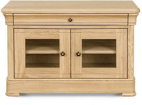 Clemence Richard Clemence Richard Moreno Oak Small TV Unit