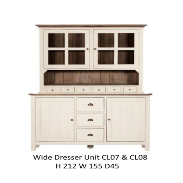 Baker Furniture Baker Furniture Cotswold Wide Dresser