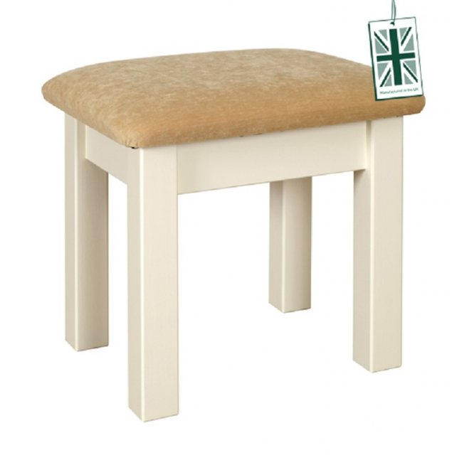 Devonshire Living Devonshire Living: Lundy Painted Stool