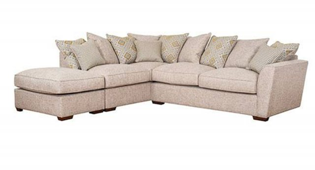Buoyant Upholstery Buoyant Upholstery Atlantis Pillow Back Corner Group Sofa (LFC)