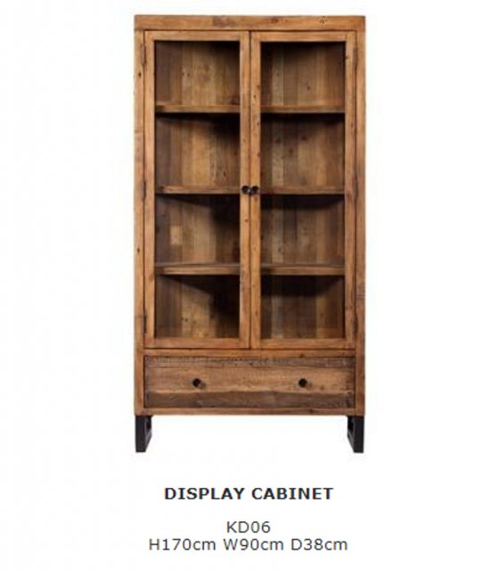 Baker Furniture Baker Furniture Nixon Display Cabinet