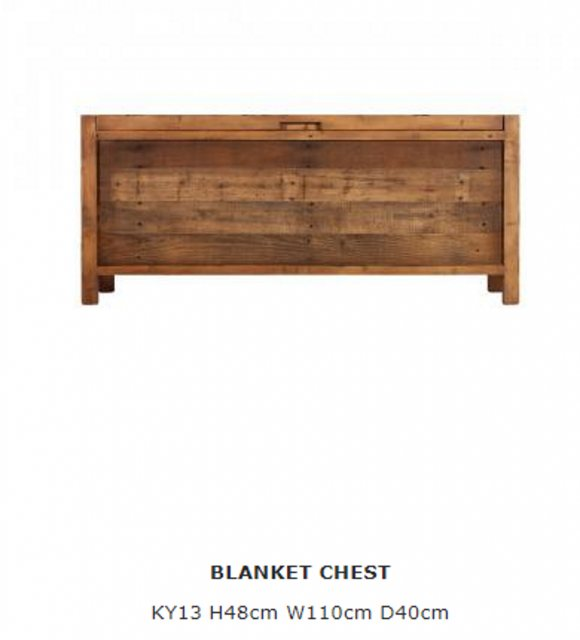 Baker Furniture Baker Furniture Nixon Blanket Box