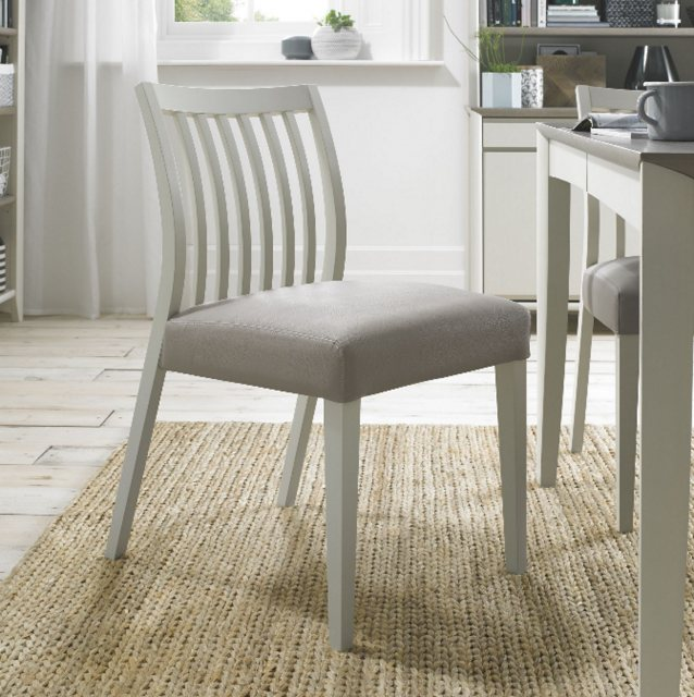 Bentley Designs Bentley Designs Bergen Low Slat Back Dining Chairs