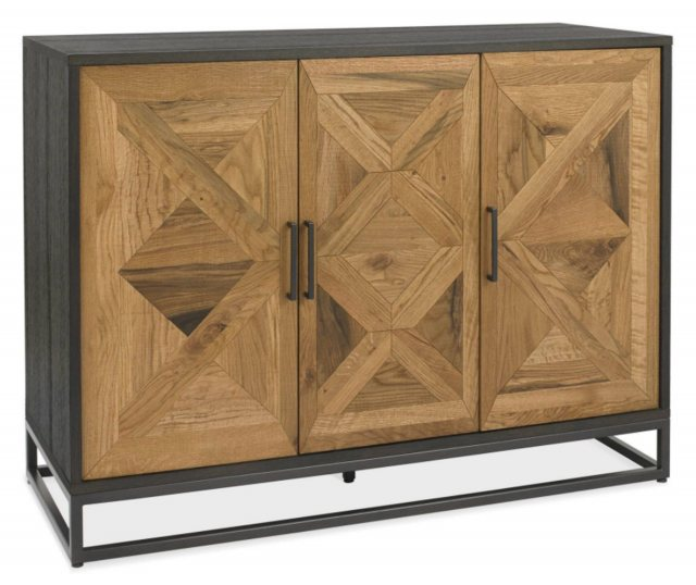 Bentley Designs Bentley Designs Indus Rustic Oak Narrow Sideboard